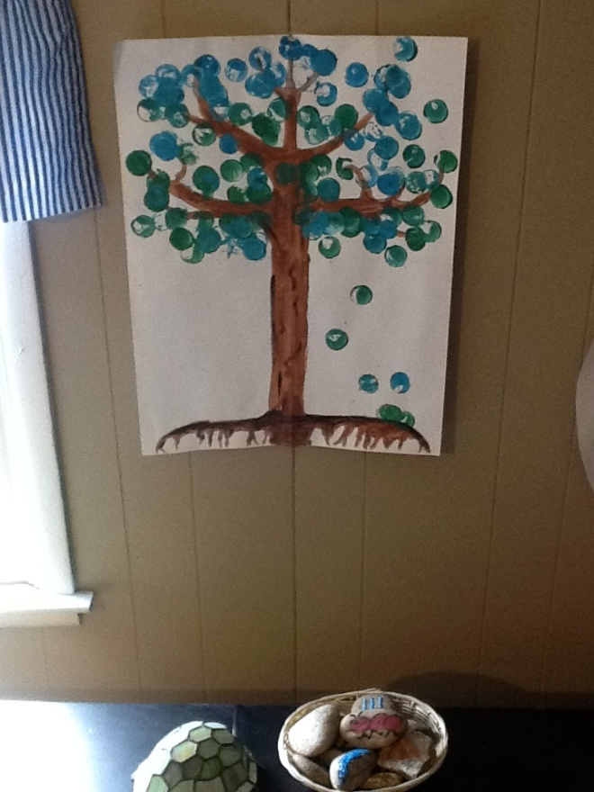 Arbor Day Tree Craft