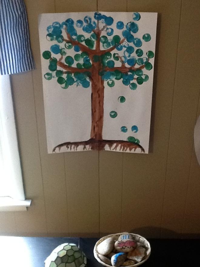 Arbor Day Tree Craft