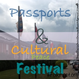 Folkmoot Passports and Cultural Peace Festival