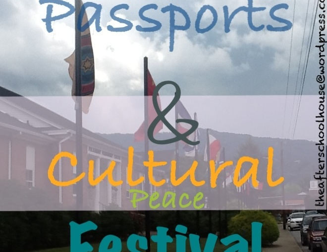 Folkmoot Passports and International Celebration