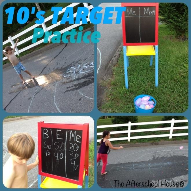 10s target Practice