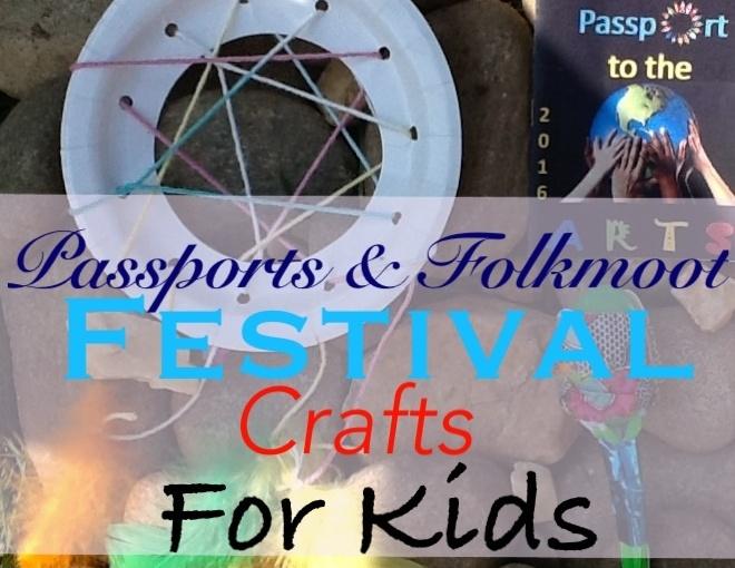 International Festival Crafts For Kids Part2