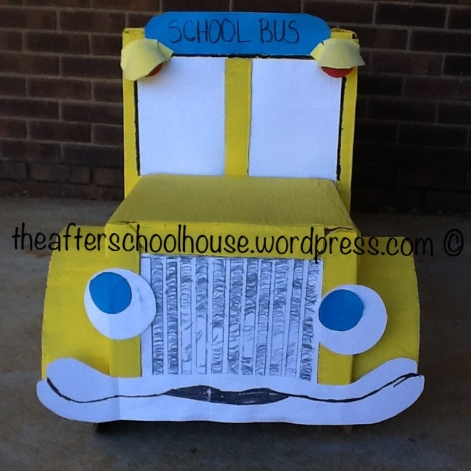 Magic School Bus Costume &More