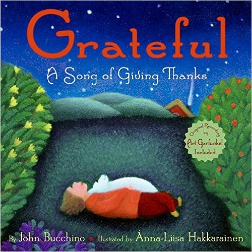 Books to teach Gratitude