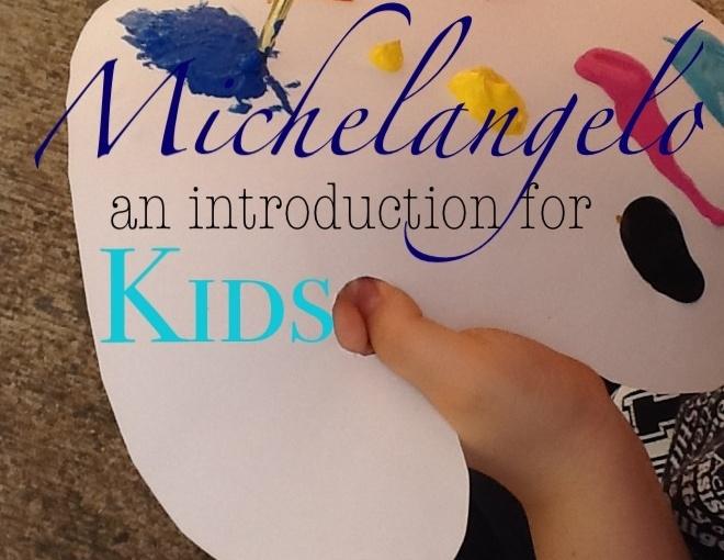 Introducing Michelangelo toKids
